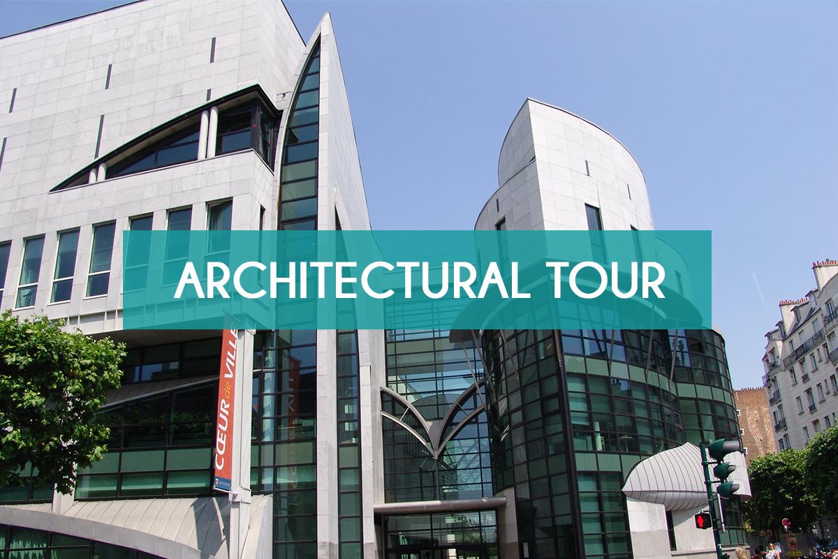 Architectural tour Vincennes