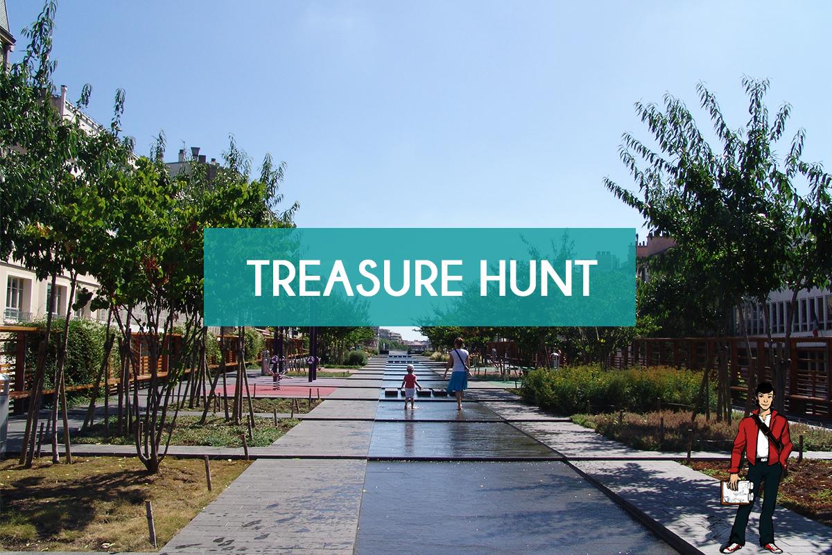 Treasure Hunt Vincennes