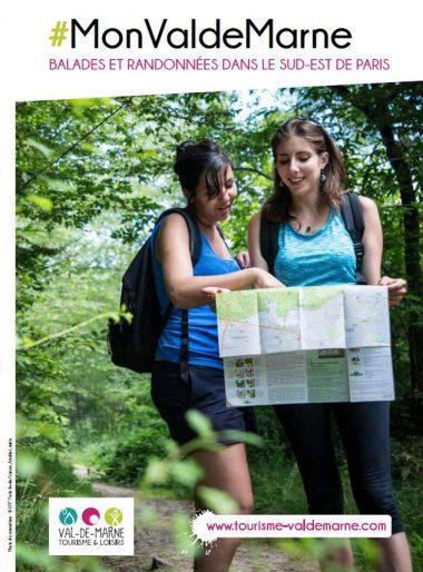 Brochure balades en Val-de-Marne