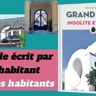 guide Grand Paris insolite et secret
