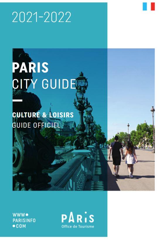 Paris City Guide 21/22