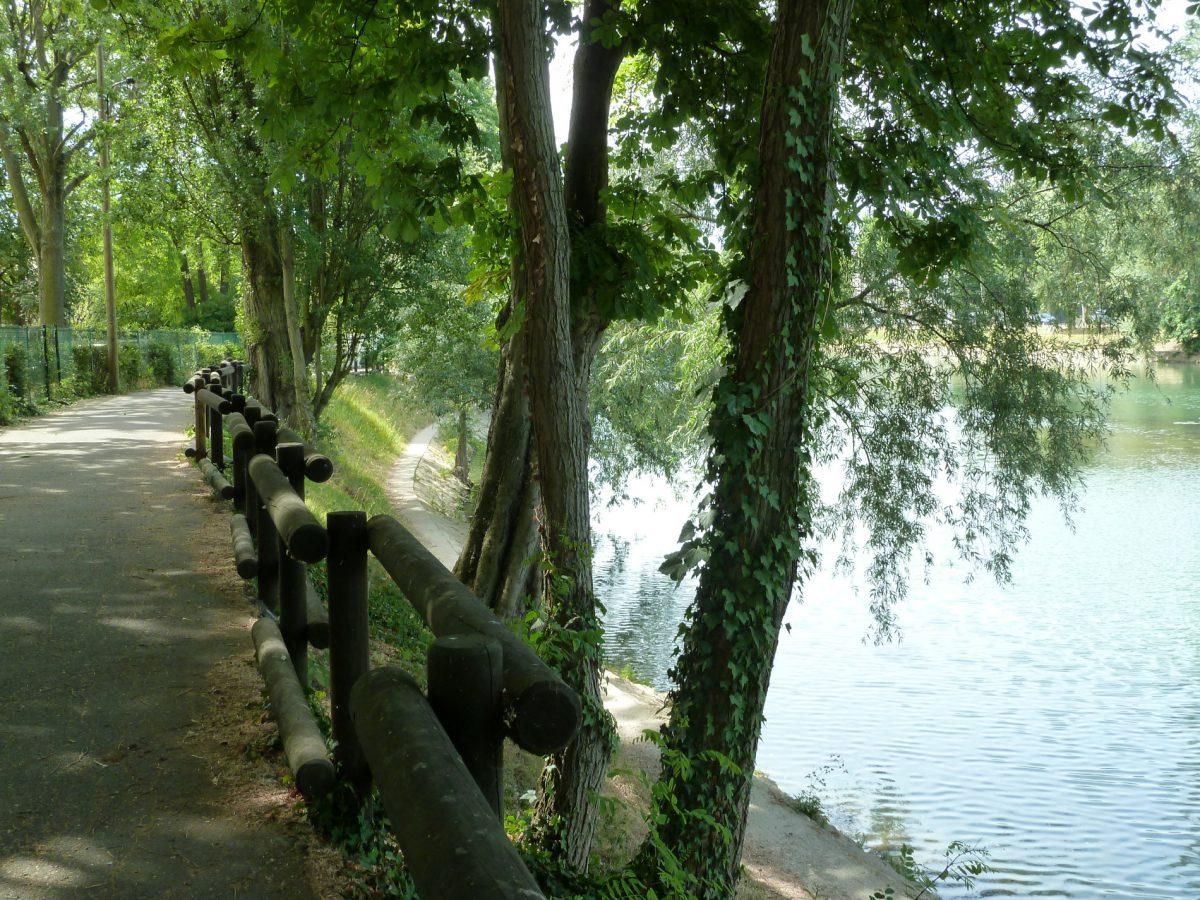 Paysage Bords de Marne Champigny