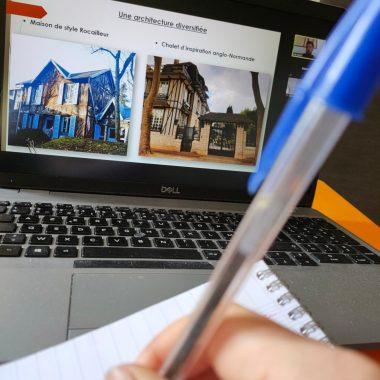 Visite virtuelle des bords de Marne