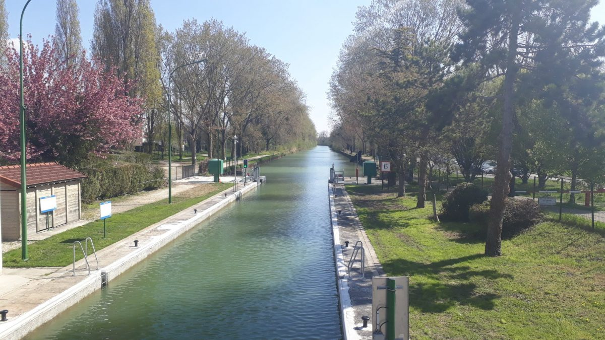 Ecluse de Neuilly-sur-Marne