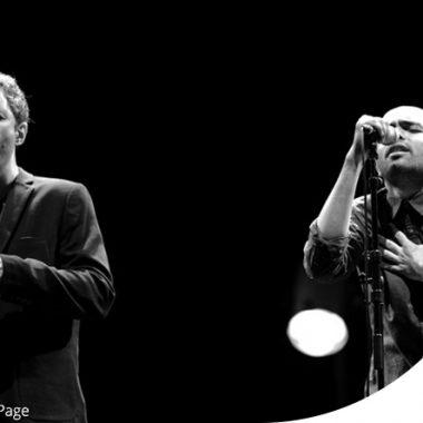 Abdullay MINIAWY & Peter CORSER – Festival de la Solidarité au Comptoir
