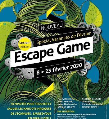 Escape Game des Vacances à l'Ecomusée