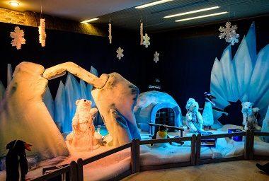 Village et Marché de Noël à Thiais et Exposition
