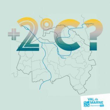 Exposition + 2°C ? Les Val-de-Marnais, le Climat et l'Environnement