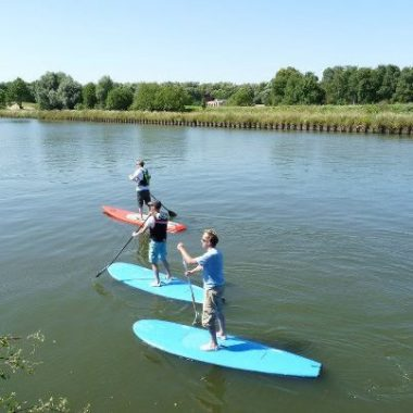 STAND UP PADDLE – LE GRAND HUIT