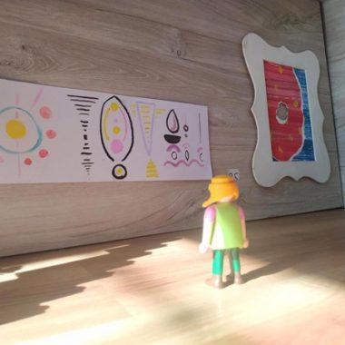 Crée ton expo Playmobil à la Maison