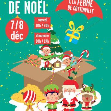 Marché de Noël et Animations à Fresnes