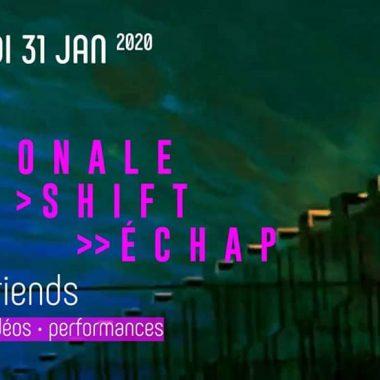 Diagonale Shift Échap • HBT & friends au Générateur