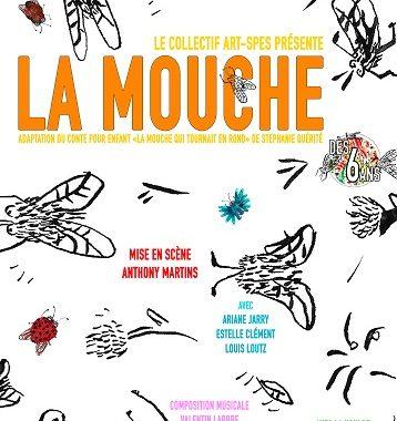 La Mouche – Jeune public au Théâtre El Duende