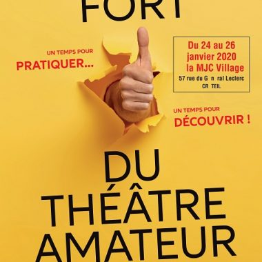 Temps Fort du Théâtre Amateur à Créteil