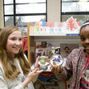 Noël dans les Bibliothèques de Cachan