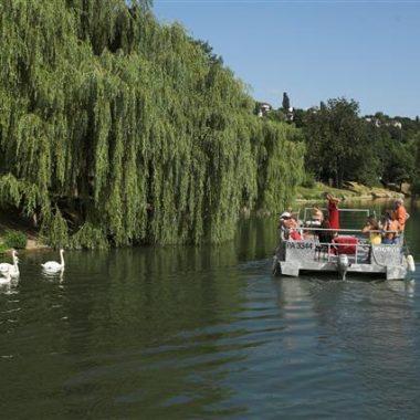 Croisières Navigation Douce de l'été – Happy bords de Marne