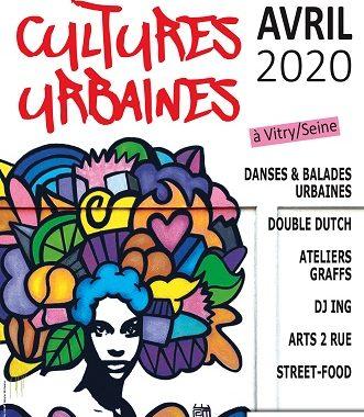 Festival Cultures Urbaines à Vitry