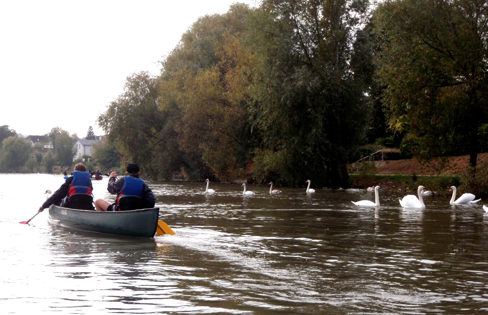 Canoe-Marne