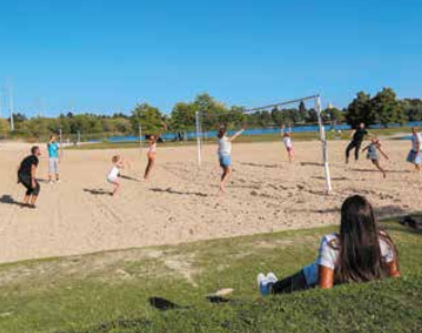 Profitez de l'été dans les Parcs départementaux