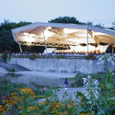 Festival «Classique au Vert» au Parc Floral