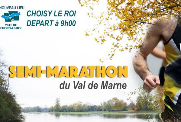 Course Semi-marathon du Val-de-Marne