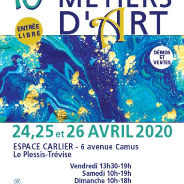 Salon des Métiers d'Art du Plessis-Trevise