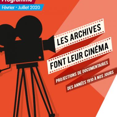 Exposition Les Archives font leur Cinéma