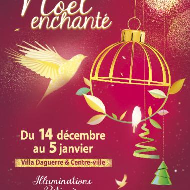 Noël Enchanté à Bry-sur-Marne et PATINOIRE