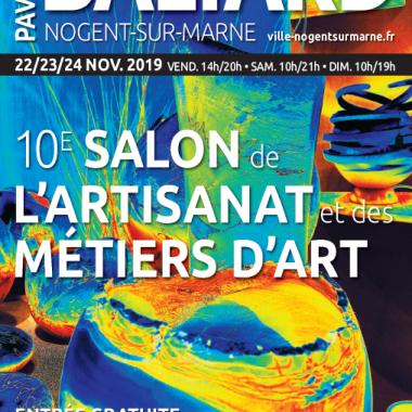 Salon de l'Artisanat et des Métiers d'Art de Nogent