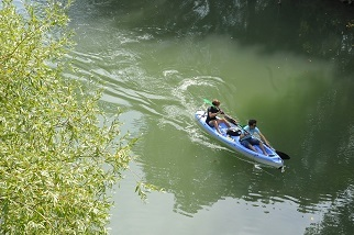 Les Dimanches Découverte en Canoë-Kayak à Champigny