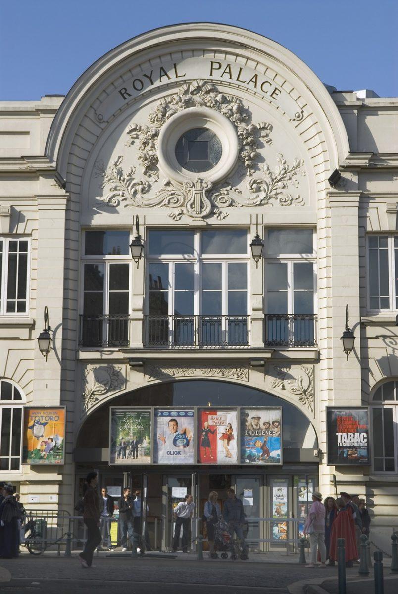 Cinéma royal Palace de Nogent-sur-Marne