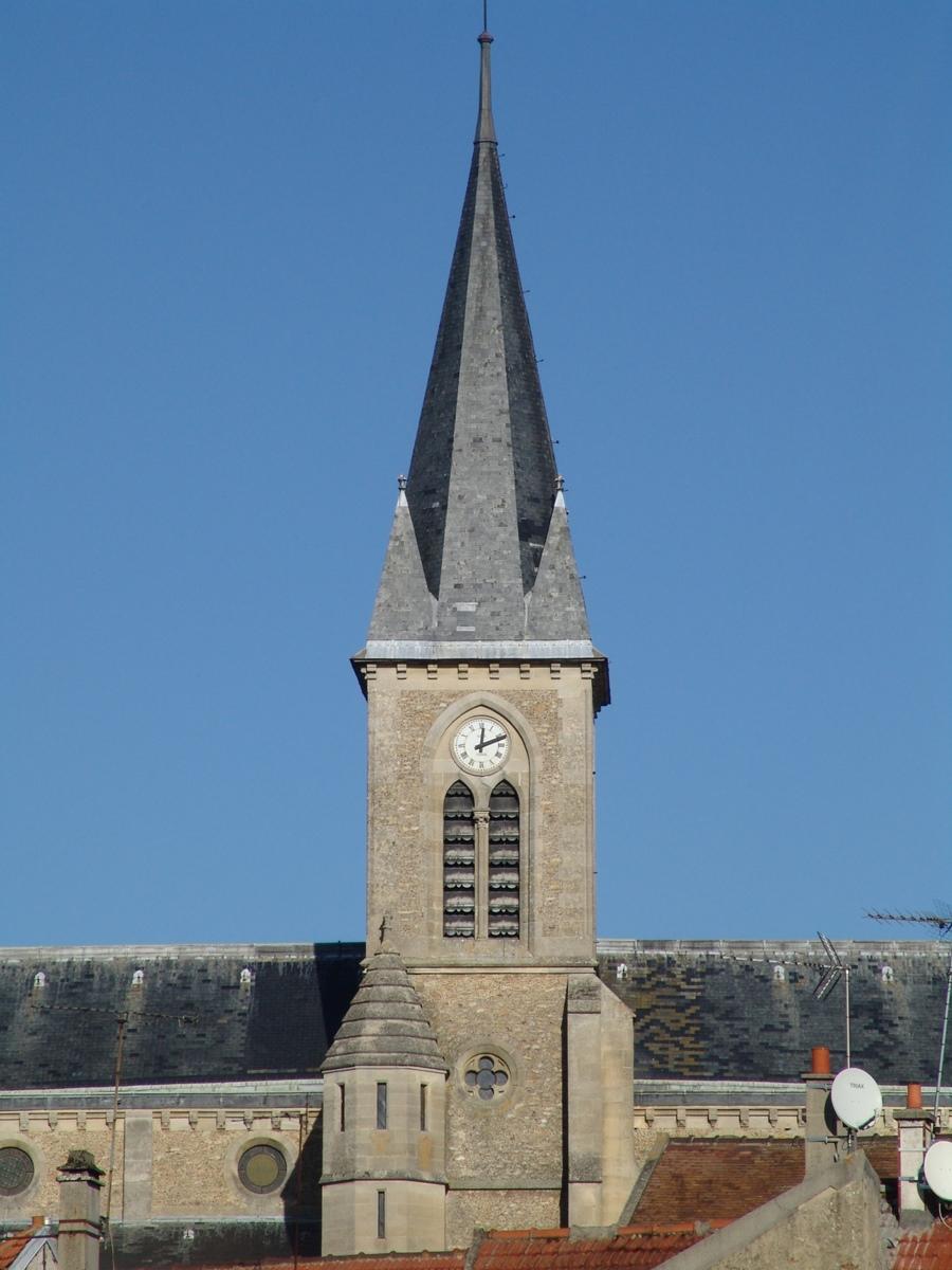 Eglise-Santeny