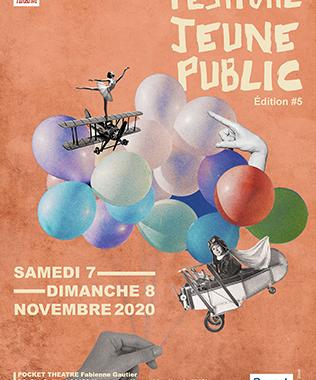 Festival Jeune Public au Pocket Théâtre