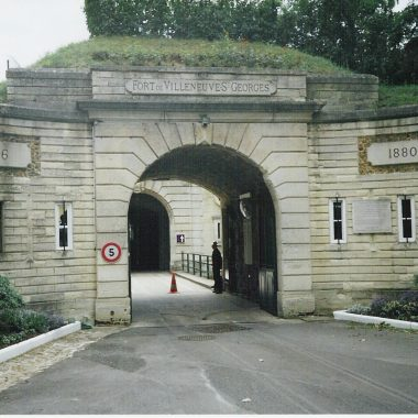 FORT DE VILLENEUVE-SAINT-GEORGES
