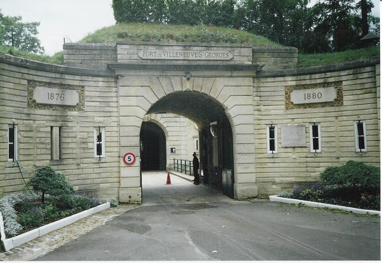 Fort-Villeneuve-Saint-Georges