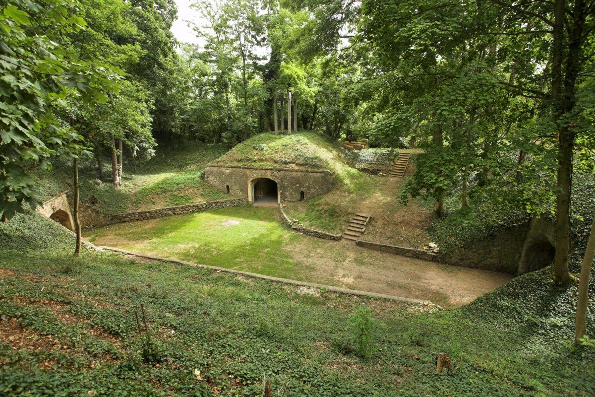 fort de Sucy en Brie en Val-de-Marne