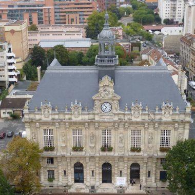 HÔTEL DE VILLE D'IVRY-SUR-SEINE