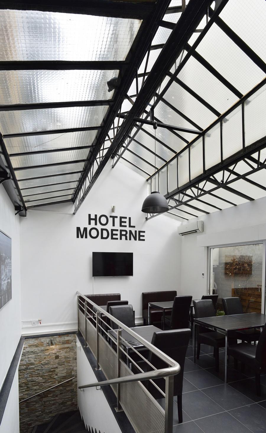 Hotel-moderne