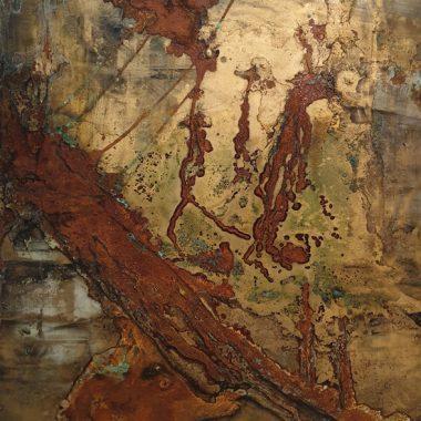 Exposition Lionel Sabatté – Concrétions Excentriques