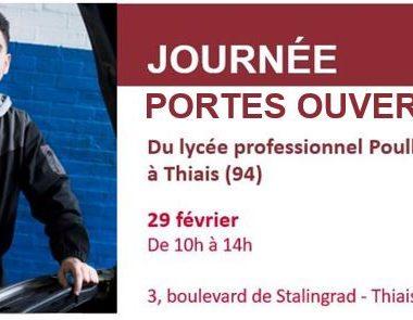 Journée portes ouvertes collège-lycée Poullart des Places