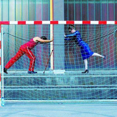 Les liaisons dangereuses sur terrain multisports