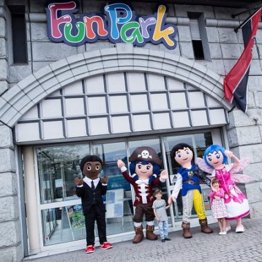 Les Vacances au Playmobil FunPark