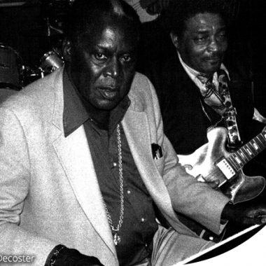 «Hommage à Memphis Slim» au Comptoir
