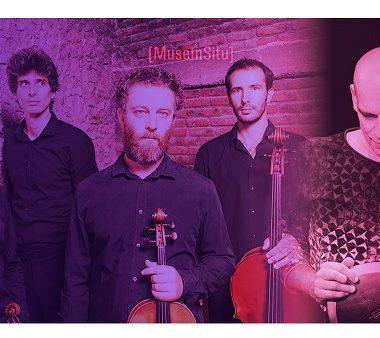 [MuseInSitu] Suite lyrique électrique   Quatuor Béla & Marc Ducret