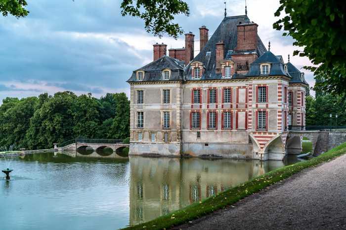 ORMESSON-chateau