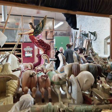 PAVILLONS DE BERCY – MUSÉE DES ARTS FORAINS