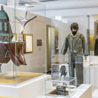 MUSÉE DE LA LIBÉRATION DE PARIS – MUSÉE DU GÉNÉRAL LECLERC – MUSÉE JEAN MOULIN