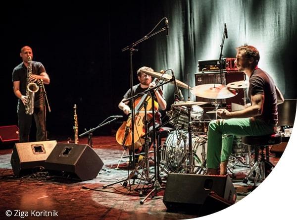 Festival Jazz sur Seine au Comptoir : Darrifourcq / Hermia / Ceccaldi