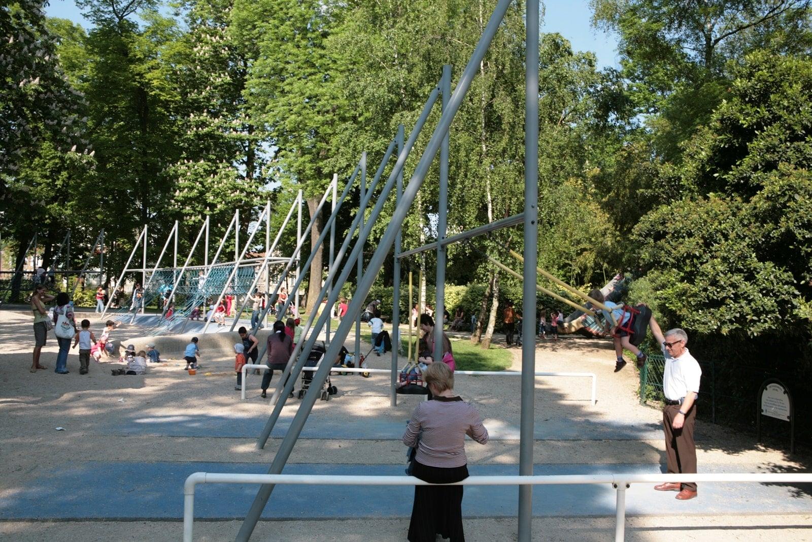 Parc Raspail