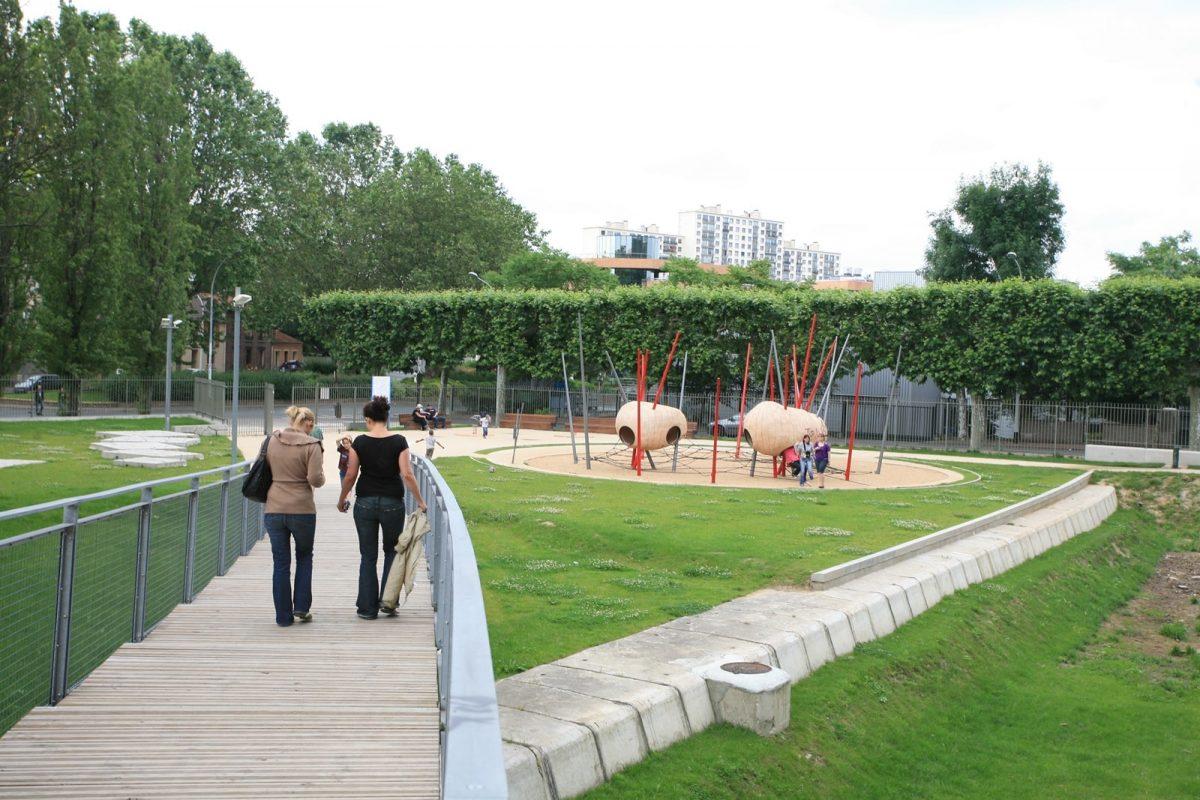parc coteau bievre gentilly
